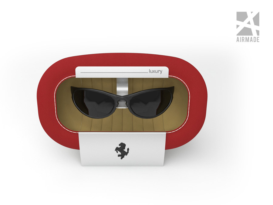 eyeglasses-holder-ferrari-design